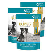 6 x 400g Burns Penlan Farm Complete Wet Dog Food Pouches Multi-Pack