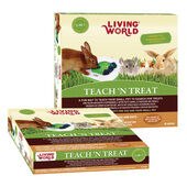 Living World Teach 'n' Treat Interactive Rabbit Toy