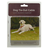 Rosewood Dog Tie-out Cable 30'