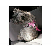 Soft Protection Car Travel Harness Pink