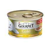 12 x Gourmet Gold Can Casserole Of Duck & Turkey 85g