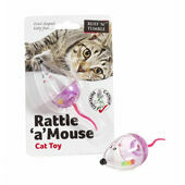 Rattle A Mouse Cat Toy