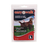 Petsafe Easy Walk Cat Harness And Lead Red