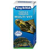King British Turtle & Terrapin Multi Vit 20ml