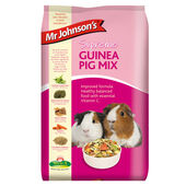 6 x Mr Johnson's Supreme Guinea Pig Mix 900g