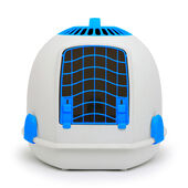 Igloo 2 In 1 Cat Loo & Carrier Alaskan Blue