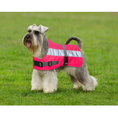 Petlife Flecta Hi Vis Dog Jacket Pink