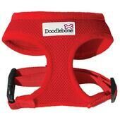 Red Doodlebone Dog Harness