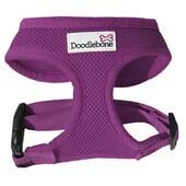 Purple Doodlebone Dog Harness