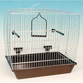 Andalusian Bird Cage With Sliding Tray 43 x 25 x 39cm