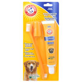 Arm And Hammer Tartar Control Toothpaste & Brush Set Beef