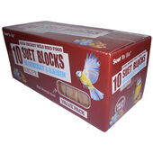 Suet To Go Blocks Blueberry & Raisin Value