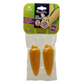 3 x Goodbite Tiny & Natural Chew Carrot 2pack