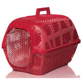 Carry Sport Pet Carrier Red 48.5x32x34cm