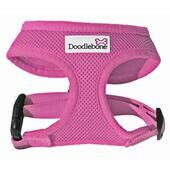Pink Doodlebone Dog Harness