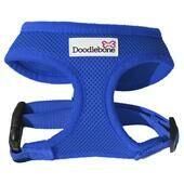 Royal Blue Doodlebone Dog Harness
