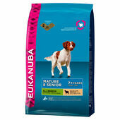 Eukanuba Dog Senior & Mature All Breeds Lamb & Rice 12kg