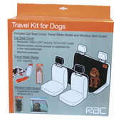 RAC Travel Kit For Dogs- 3 in 1