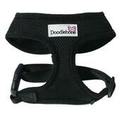 Black Doodlebone Dog Harness