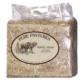 4 x Pure Pastures Meadow Straw 1kg