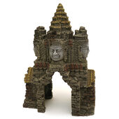 Blue Ribbon Ruins Wrecks & Skulls Temple Gate Angkor Wat 18x10x24cm
