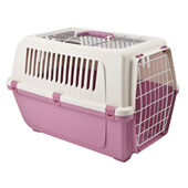 Mp Bergamo Vision Free 55 Plastic Pet Carrier - 53.5 x 35.5 x 35.5cm