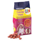 8 x Just 4 Pets Treats Beetroot & Carrot 90g