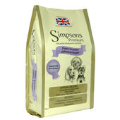 Simpsons Premium Puppy Sensitive Salmon & Potato Junior Dog Food