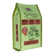 Simpsons Premium 80/20 Fish & Chicken Grain-Free Puppy Food