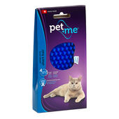 Pet + Me Multifunctional Grooming Brush Cat Short Hair