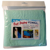Prestige Fast Drying Pet Towel - Spearmint