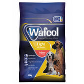Wafcol Light Salmon & Potato Adult Dry Dog Food - 12kg