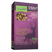 Country Hunter Freeze Dried Dog Complete Crunch Venison With Blueberries 700g