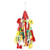 HappyPet Rope 'N' Tumble Parrot Enclosure Toy