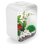 Biorb Life Portrait 15 Aquarium Standard LED White 15ltr