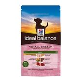 Hill's Ideal Balance Canine Chicken & Rice Adult Small Breed Dog Food - 2kg