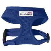 Navy Blue Doodlebone Dog Harness