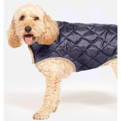 Danish Design Weather Resistant Dog Coat - Navy