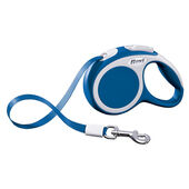 Flexi Vario Extendable Leash Tape - Blue