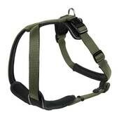 Hunter Neoprene Nylon Harness Green/black