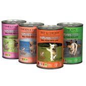 12x400g Natures Menu Multipack Wet Dog Food
