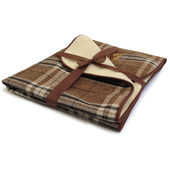 Danish Design Newton pet Throw - Truffle