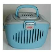 Living World Paws2go Carrier Grey/blue