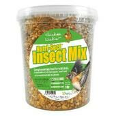 5 x Agrivite Wild Bird Nutri-sect Mix 1ltr
