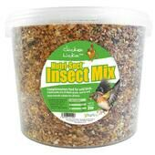 4 x Agrivite Wild Bird Nutri-sect Mix 3ltr