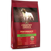 Gelert Country Choice Performance Lamb & Rice Dry Working Dog Food