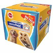9 x Pedigree Dentaflex Deep Cleaning Dental Dog Chews
