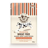 4 x Laughing Dog Wheat Free Joint Care Oaties With Salmon 250g