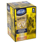 3 x HiLife Spoil Me Dog Food Adult Multipack Appetising Assortment In Jelly 6x100g