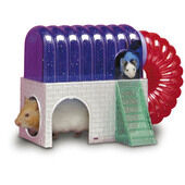 Super Pet Critter Cyber House 7x3.5x4